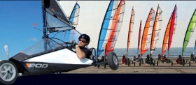 5ème Grand Prix le Touquet Paris Plage Mai 2019 - Blokart Team France