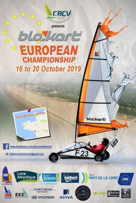 CHAMPIONNAT D'EUROPE FRANCE 2019 - Blokart Team France