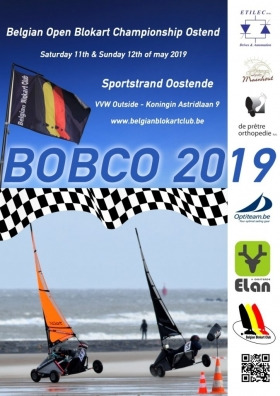 OPEN de BELGIQUE Mai 2019 - Blokart Team France
