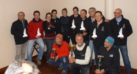3ème Grand Prix à Colleville sur Mer mars 2015 - Blokart Team France